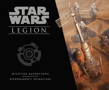 SW Legion: Wichtige Ausrüstung