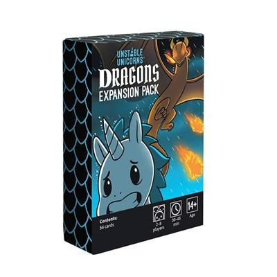 Unstable Unicorns - Dragons Expansion Pack