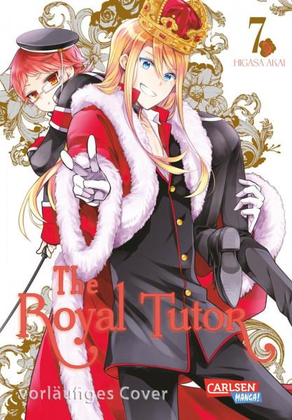 The Royal Tutor 07