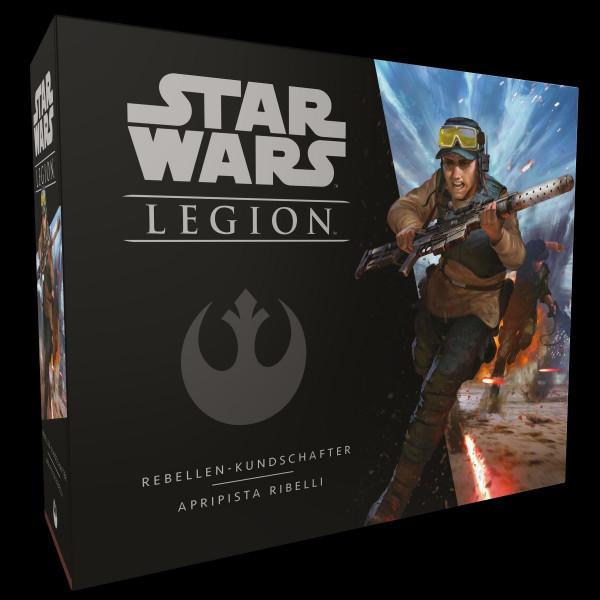 SW Legion: Rebellen Kundschafter dt./it.