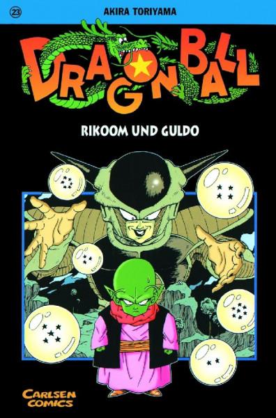 Dragon Ball 23 - Rikoom und Guldo