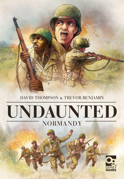 Undaunted Normandy engl.