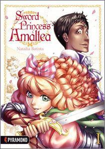 Sword Princess Amaltea 01