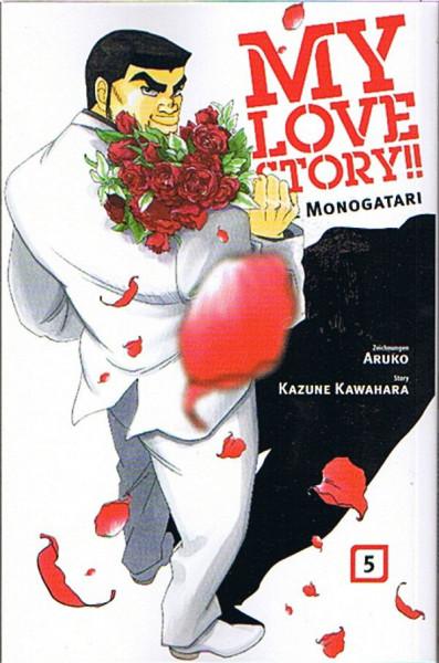 My Love Story!! 05