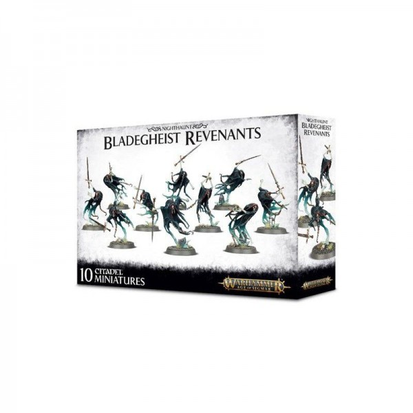 Nighthaunt Bladegheist Revenants (91-27)