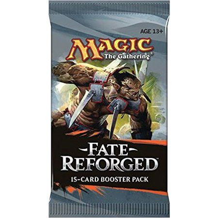 Fate Reforged Booster en.