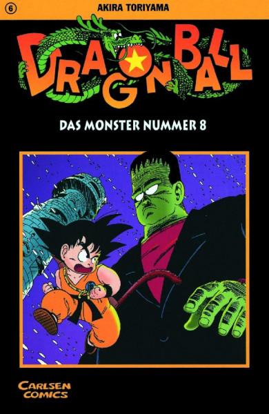 Dragon Ball 06 - Das Monster Nummer 8
