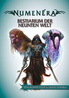 Numenera Bestiarium der Neunten Welt
