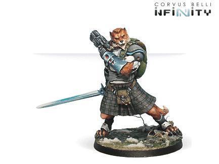 McMurrough Mercenary Dog Warrior (Templar CCW)