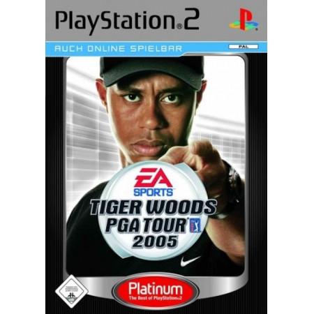 Tiger Woods PGA Tour 2005 - Platinum