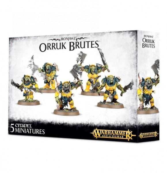 Ironjawz Orruk Brutes (89-29)