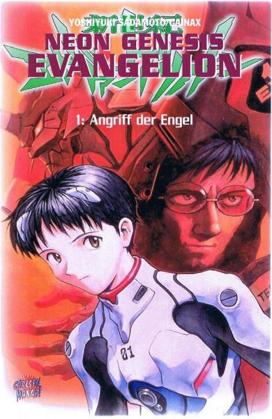 Neon Genesis Evangelion 01