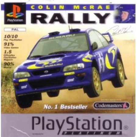 Colin McRae Rally - Platinum