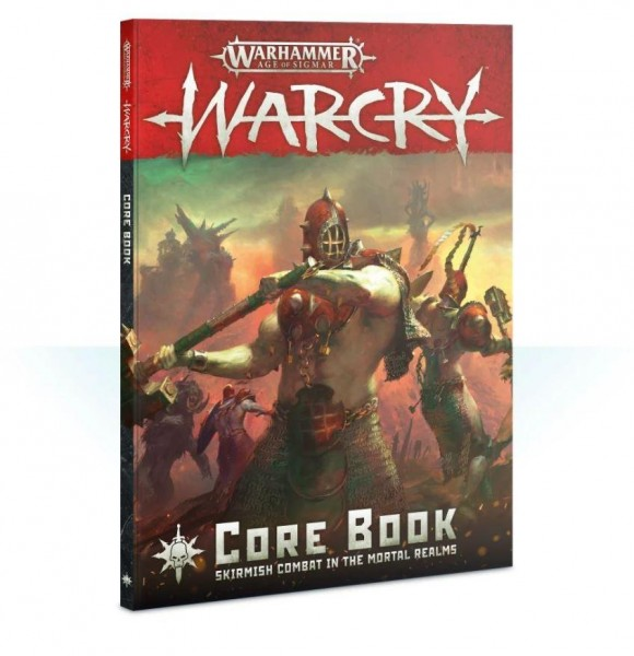 Age Of Sigmar: Warcry Core Book (Eng) (111-23)