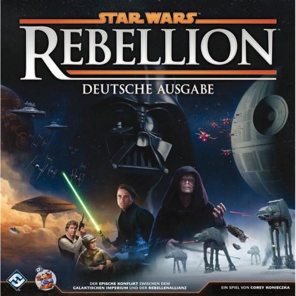 Star Wars Rebellion deutsch