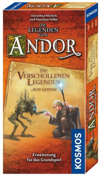 Die Legenden von Andor - Die Verschollenen Legenden Alte Geister