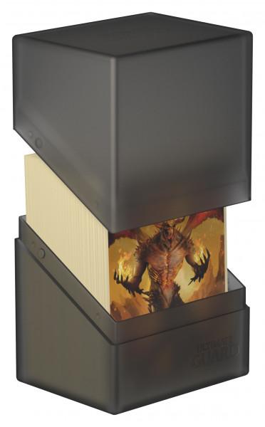 Boulder & Trade Deck Case 80+ Standardgröße Onyx
