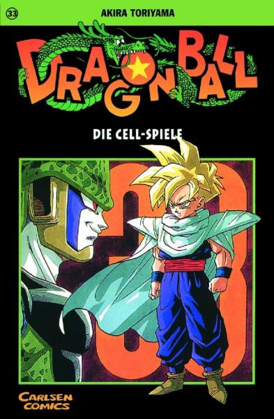 Dragon Ball 33 - Die Cell-Spiele