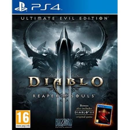 Diablo III - Ultimate Evil Edition (Playstation 4, gebraucht) **