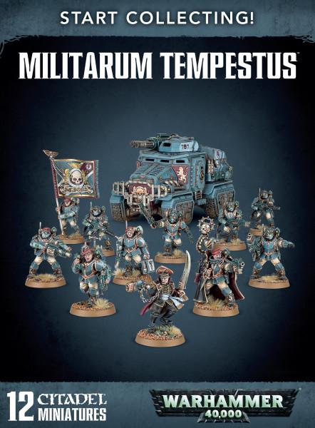 Start Collecting! Militarum Tempestus (70-54)