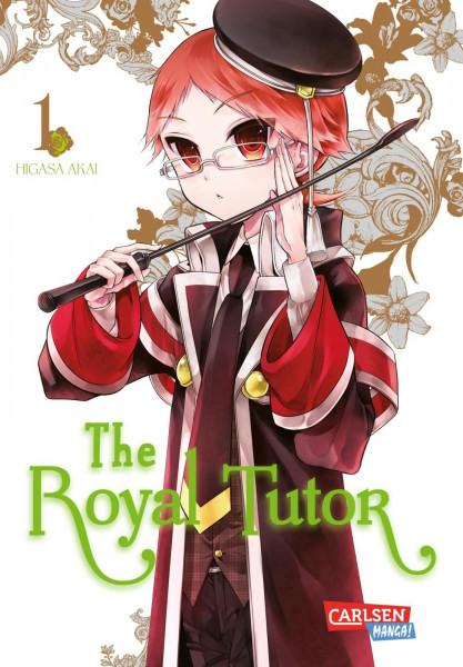 The Royal Tutor 01