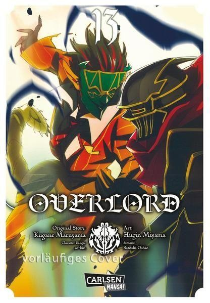 Overlord 13