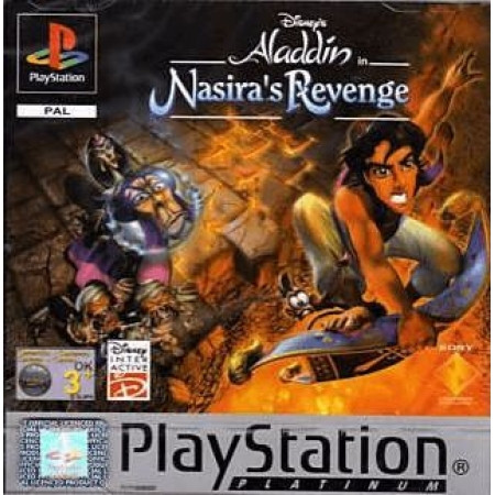 Disneys Aladdin in Nasiras Revenge