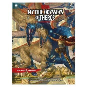 D&D RPG - D&D Mythic Odysseys of Theros - EN