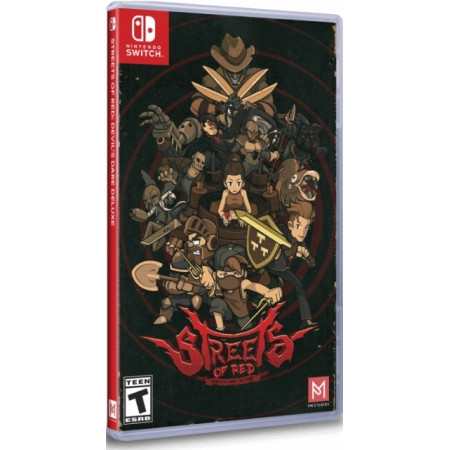 Streets of Red: Devils Dare Deluxe