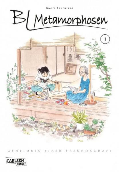 BL Metamorphosen - Geheimnis einer Freundschaft 01