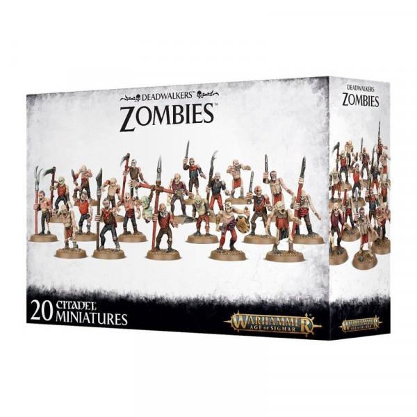 Deadwalkers Zombies (91-07)