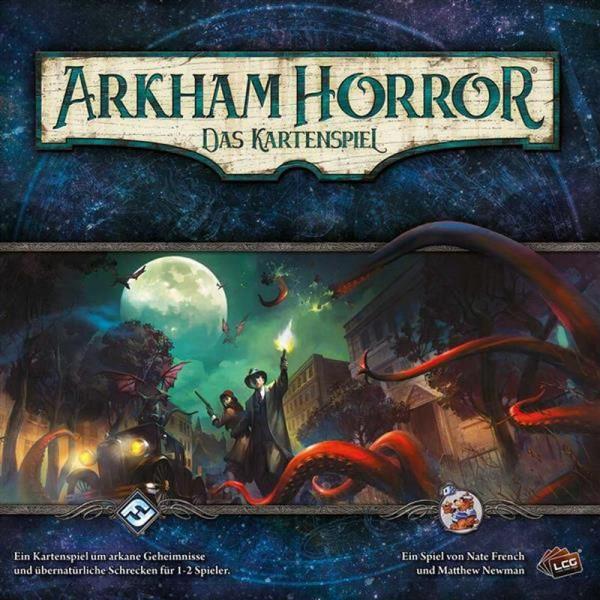 Arkham Horror LCG: Grundspiel de.