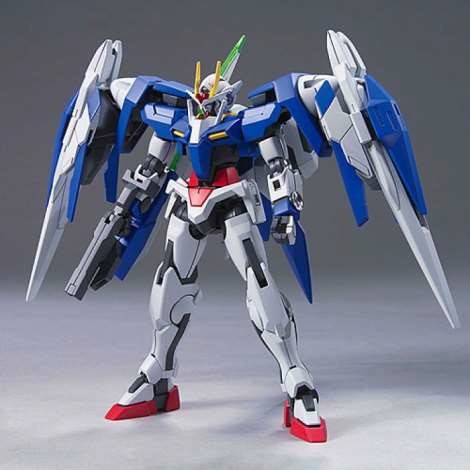 Gundam: High Grade - OO Raiser and GN Sword 3 - 1:144 Model Kit