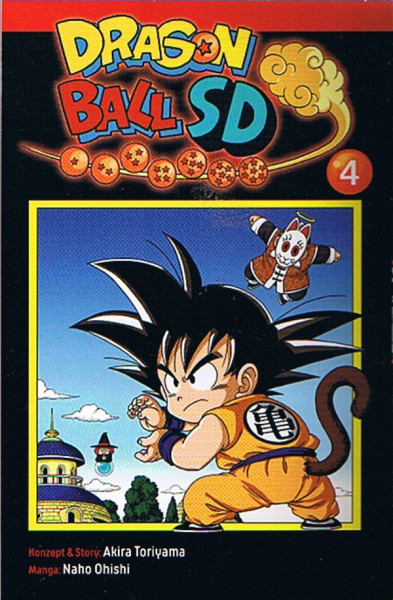 Dragon Ball SD 04