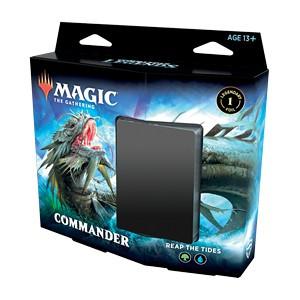 Commander Legends Commander Deck Reap the Tides EN