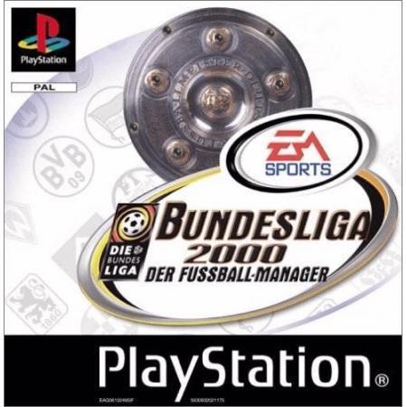 Bundesliga 2000: Der Fußball Manager