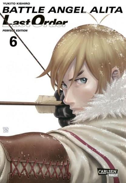 Battle Angel Alita: Last Order Perfect Edition 06