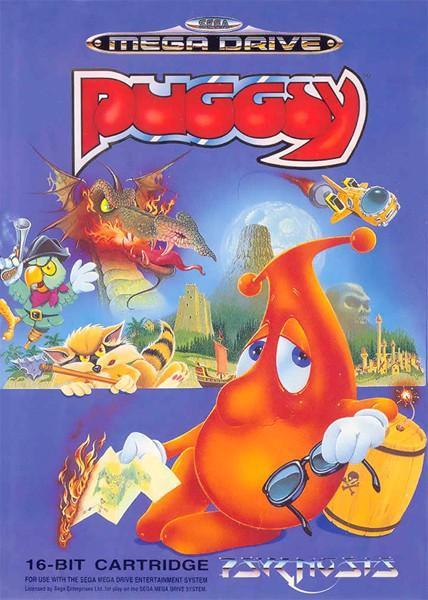 Puggsy (Mega Drive, gebraucht) **