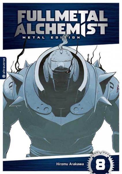 Fullmetal Alchemist Metal Edition # 08