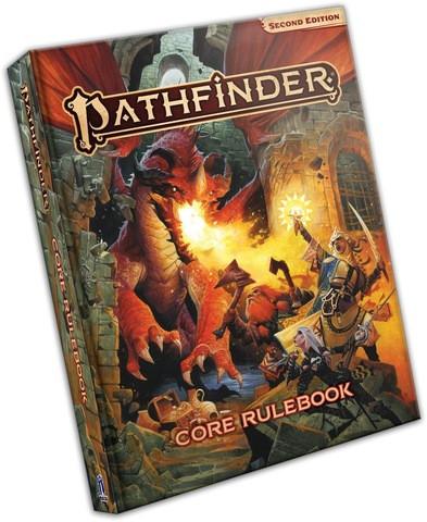 Pathfinder 2. Ed: Core Rulebook
