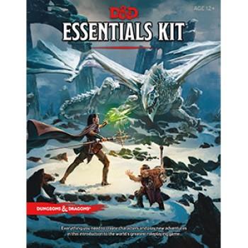 D&D RPG - Essentials Kit - EN