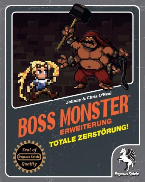 Boss Monster Erweiterung: Totale Zerstörung