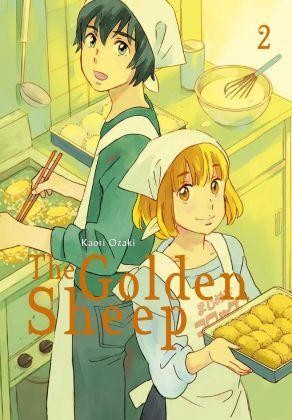 The golden Sheep 02