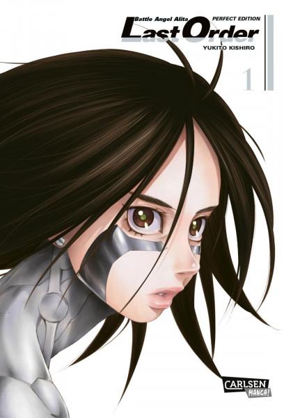 Battle Angel Alita: Last Order Perfect Edition 01