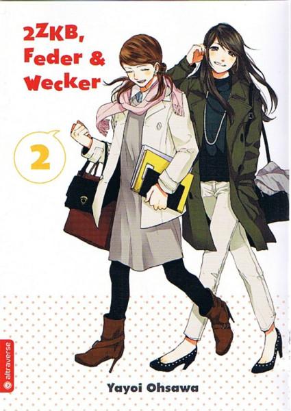 2 ZKB, Feder & Wecker 02