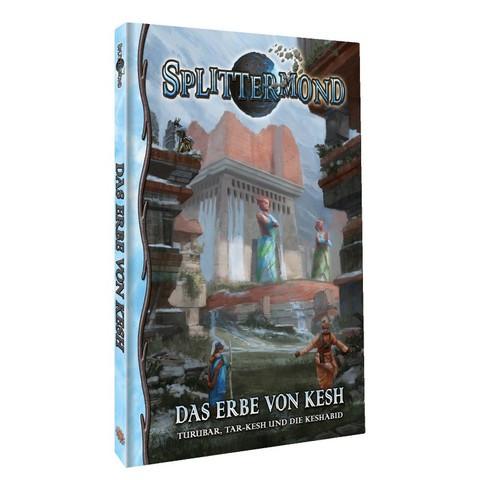 Splittermond - Das Erbe von Kesh