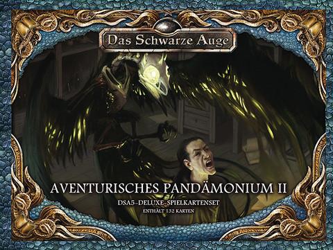 DSA5 Deluxe Spielkartenset - Aventurisches Pandämonium 2