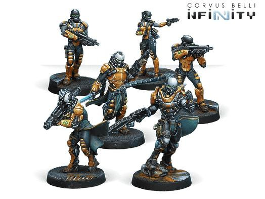Imperial Service (Yu Jing Sectorial Starter)