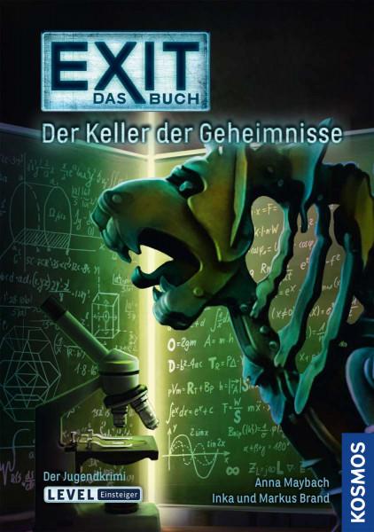Exit - Das Buch: Keller der Geheimnisse