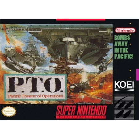 P.T.O. Pacific Theater of Operations - MODUL